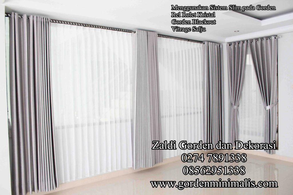 model gorden rumah minimalis modern