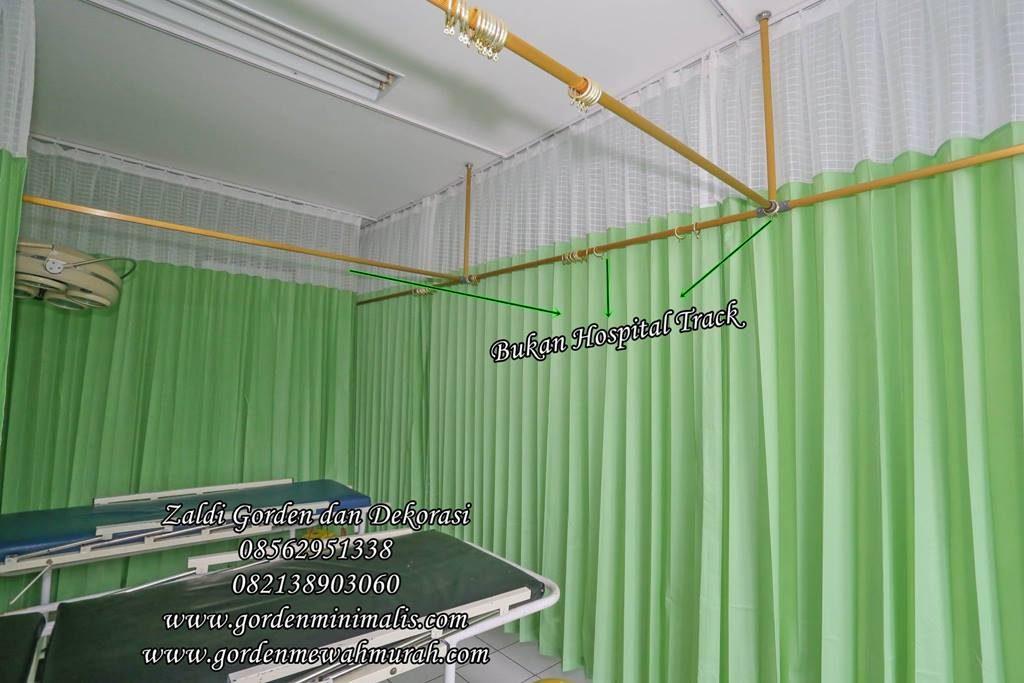 gorden anti darah anti bakteri rumah sakit