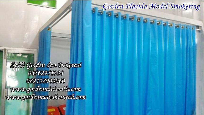 gorden rumah sakit untuk penyekat ruangan
